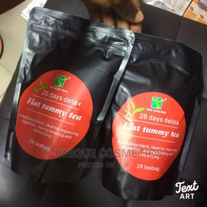 28 Days Detox And Flat Tummy Tea   Tummy Cleansing Tea   Vitamins & Supplements for sale in Lagos State, Ikorodu
