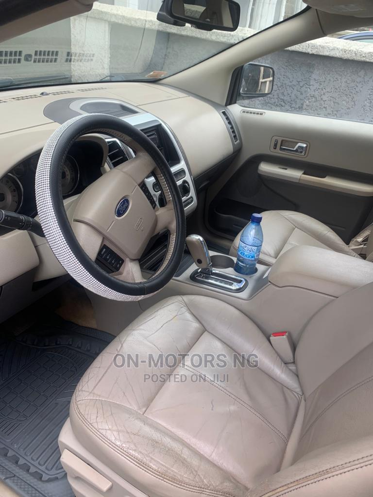 Ford Edge 2008 Gray | Cars for sale in Ikeja, Lagos State, Nigeria