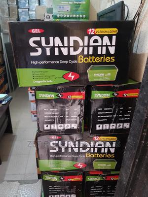 Syndian Battery 220 At   Solar Energy for sale in Lagos State, Ojo