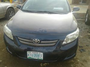 Toyota Corolla 2008 1.6 VVT-i Blue | Cars for sale in Kaduna State, Kaduna / Kaduna State