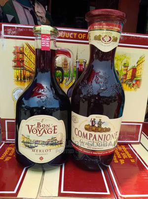 Bon Voyage Merlot Red Wine | Meals & Drinks for sale in Lagos State, Ojo