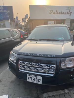 Land Rover LR2 2008 HSE Black | Cars for sale in Lagos State, Ajah