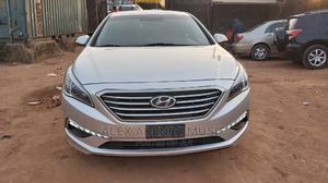 Hyundai Sonata 2015 Silver | Cars for sale in Lagos State, Egbe Idimu