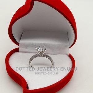 Unique Diamond Engagement And Wedding Ring | Wedding Wear & Accessories for sale in Enugu State, Enugu