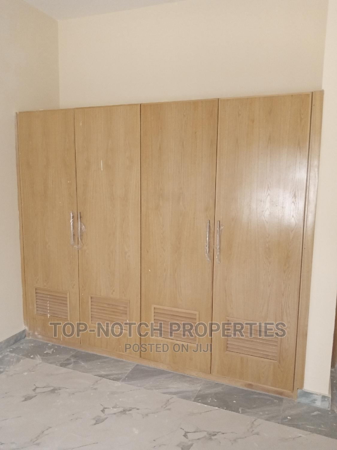 Archive: Magnificent 4bedroom Duplex With 2rooms Bq to Let