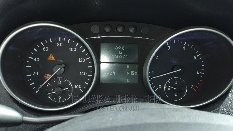 Archive: Mercedes-Benz M Class 2009 ML350 AWD 4MATIC White