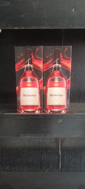 2 Bottles of Hennessy Vsop