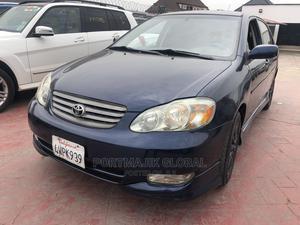 Toyota Corolla 2003 Blue   Cars for sale in Lagos State, Amuwo-Odofin