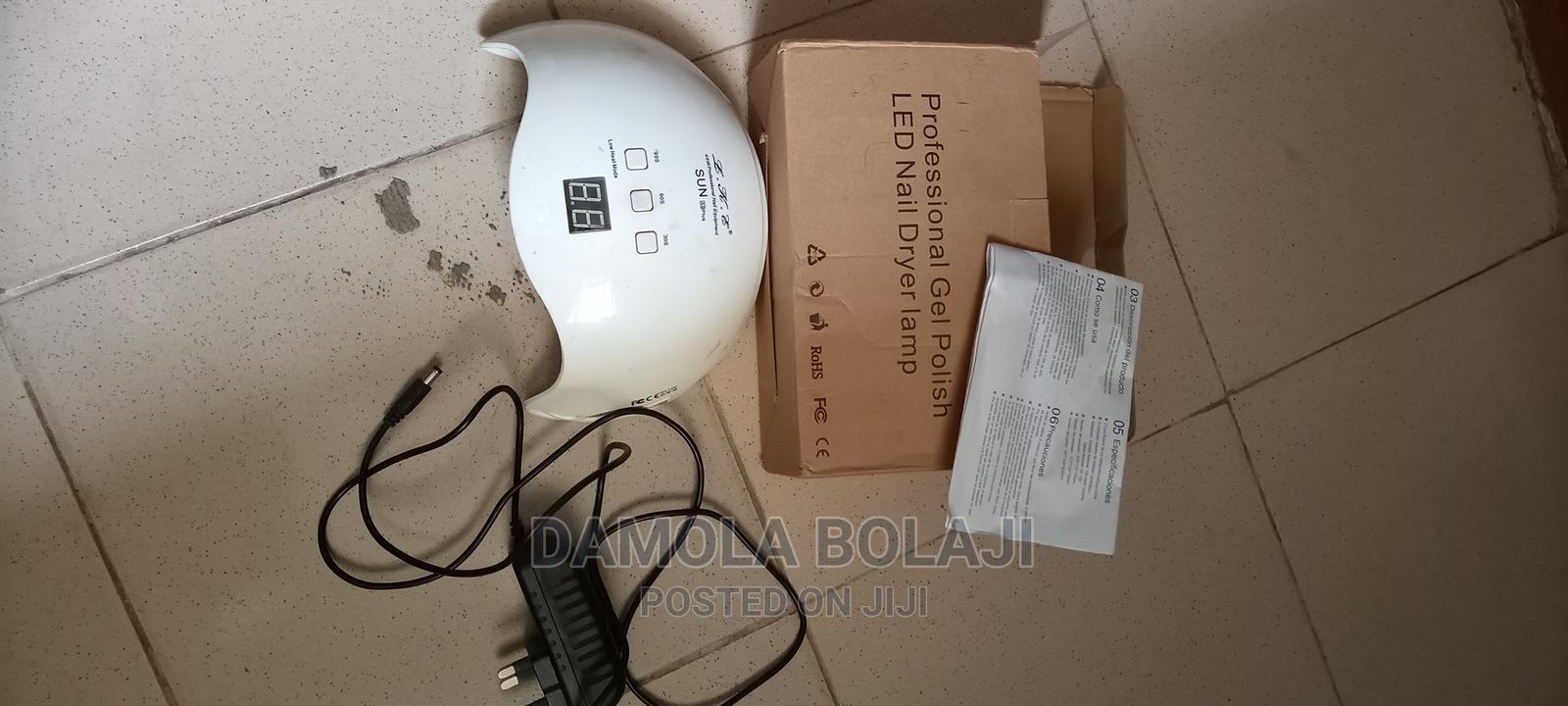 Archive: 48W Pro Nail Lamp. Nail Dryer (Gently Used)