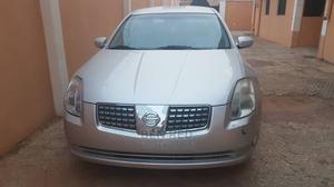 Nissan Maxima 2005 SE Silver   Cars for sale in Lagos State, Yaba