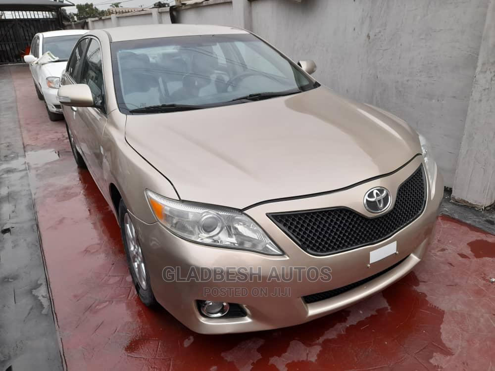 Toyota Camry 2011 Gold | Cars for sale in Lekki, Lagos State, Nigeria