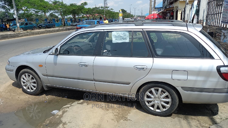 Archive: Mazda 626 1999 Silver