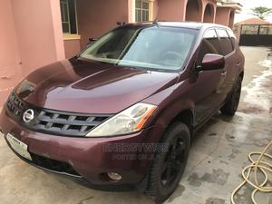 Nissan Murano 2006 SL Red   Cars for sale in Lagos State, Ikorodu