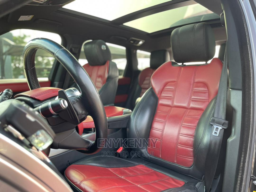 Land Rover Range Rover Sport 2015 Black | Cars for sale in Lekki, Lagos State, Nigeria