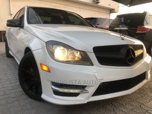 Mercedes-Benz C300 2012 White | Cars for sale in Lagos State, Lekki