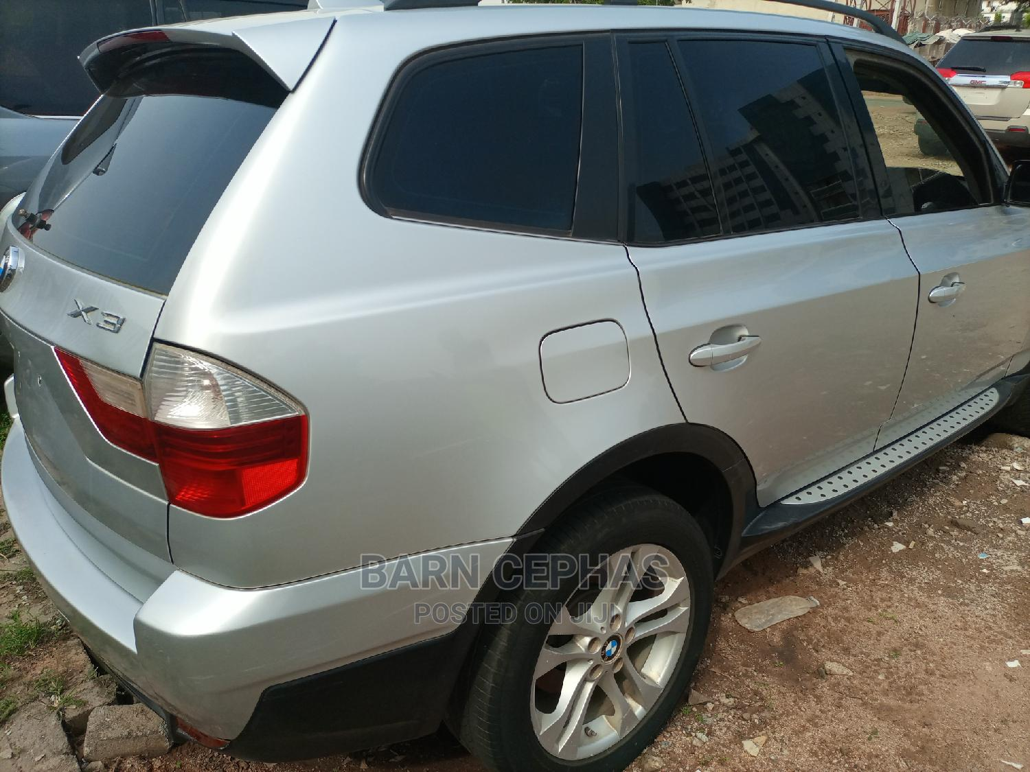 Archive: BMW X3 2007 2.5si Sport Automatic Gray