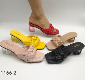 Block Heel Slippers for Ladies | Shoes for sale in Lagos State, Lekki