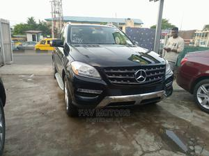 Mercedes-Benz M Class 2012 ML 350 4Matic Black   Cars for sale in Lagos State, Ikeja