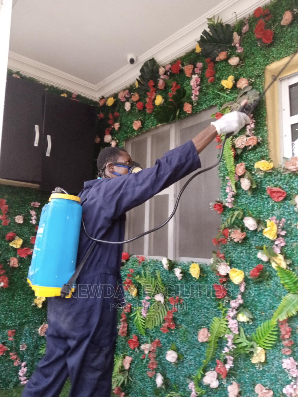 Archive: Professional Pest Control Service