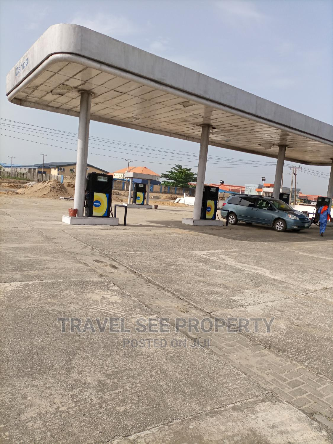 Well Maintained Filling Station For Sale With C of O Certificate of Occupancy