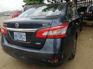 Nissan Sentra 2013 SV Blue | Cars for sale in Lagos State, Ikeja