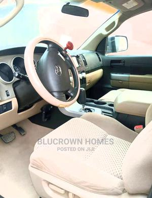 Toyota Tundra 2007 Limited Crew Max 4x4 Gray | Cars for sale in Lagos State, Ajah