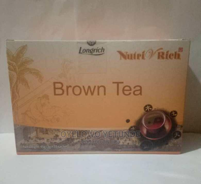 Archive: Longrich Blood Pressure and Fat Reducing (Brown) Tea