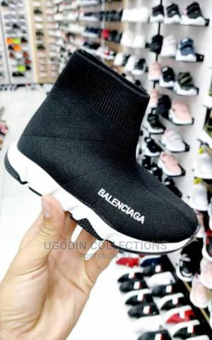 Quality Unisex Balenciaga Sneakers (Turkey Brand) | Children's Shoes for sale in Lagos State, Alimosho