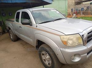 Toyota Tacoma 2006 PreRunner Access Cab Silver | Cars for sale in Lagos State, Agege