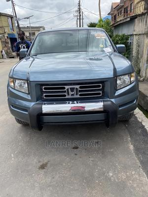 Honda Ridgeline 2006 Blue | Cars for sale in Lagos State, Surulere