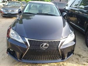 Lexus IS 2010 250 AWD Automatic Black | Cars for sale in Lagos State, Amuwo-Odofin