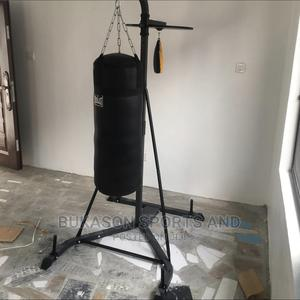 Punching Bag With Stand | Sports Equipment for sale in Lagos State, Badagry