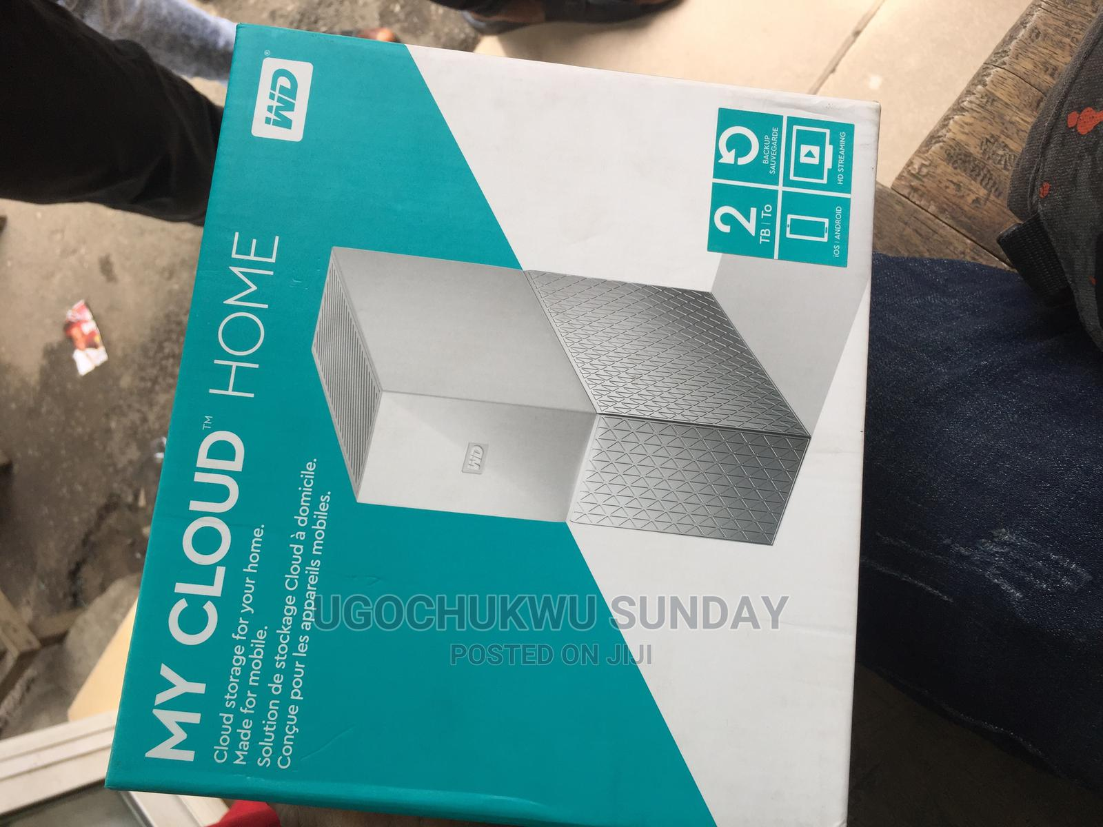 My Cloud Home 2tb | Computer Hardware for sale in Ikeja, Lagos State, Nigeria
