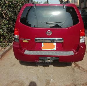 Nissan Pathfinder 2005 LE 4x4 Red | Cars for sale in Delta State, Oshimili South