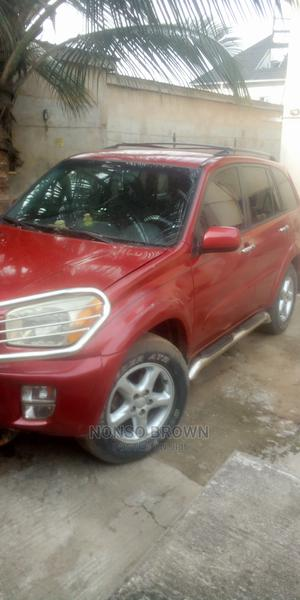 Toyota RAV4 2003 Automatic Red | Cars for sale in Abia State, Aba North