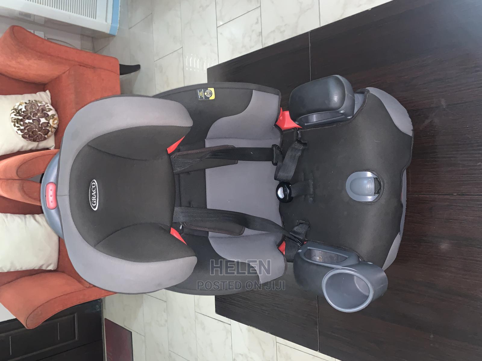 Toddler Graco Car Seat