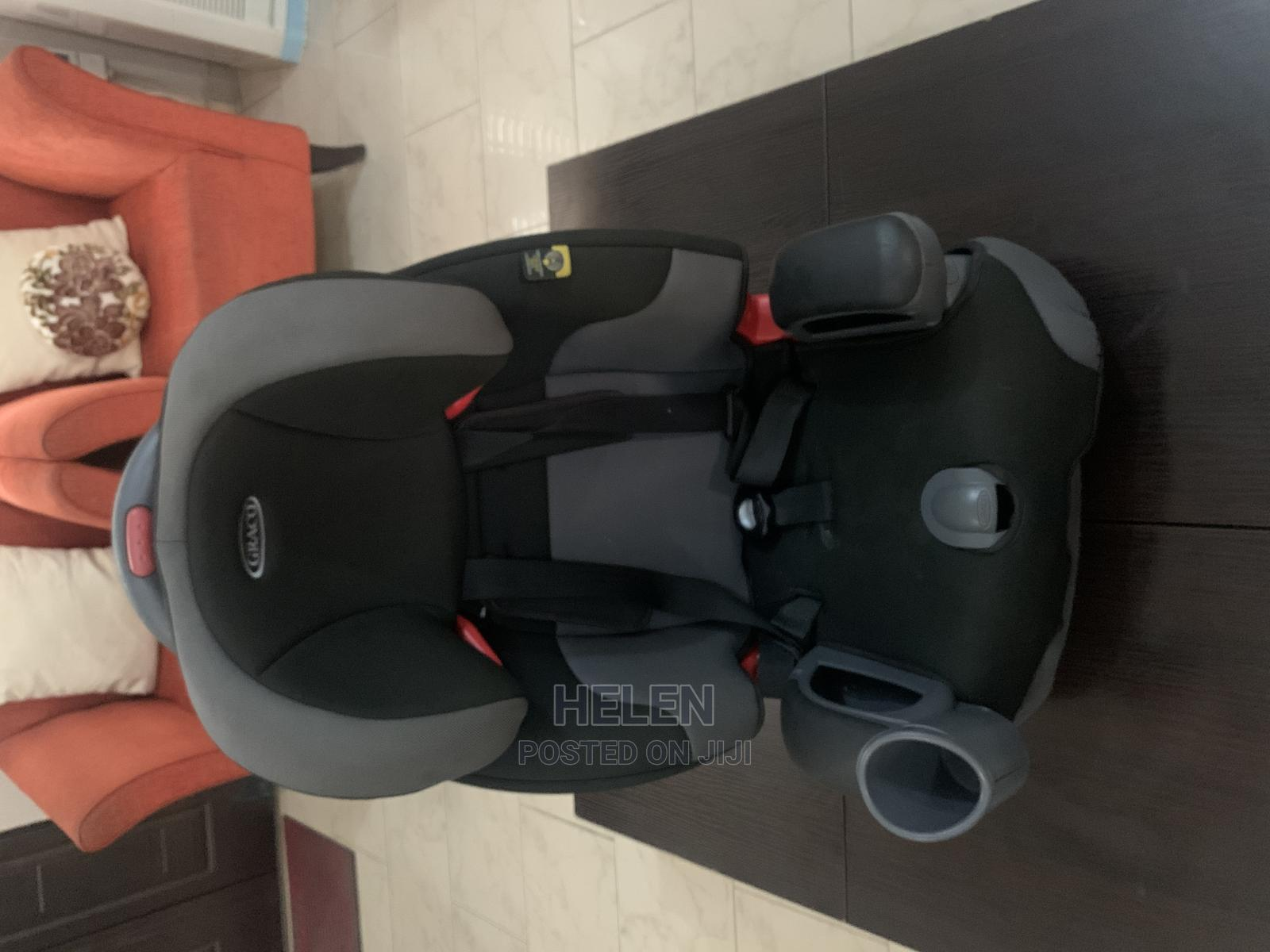Toddler Graco Car Seat | Children's Gear & Safety for sale in Lekki, Lagos State, Nigeria