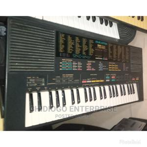 Used Yamaha Keyboard Pss-580   Musical Instruments & Gear for sale in Lagos State, Ojo
