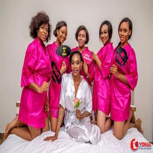 Silk Bridal Robe | Clothing for sale in Lagos State, Ajah