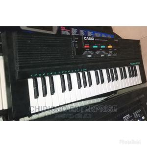 Used Quality Casio Keyboard   Musical Instruments & Gear for sale in Lagos State, Ojo