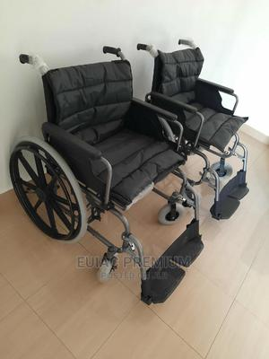 Solid Wheelchair | Medical Supplies & Equipment for sale in Abuja (FCT) State, Wuye