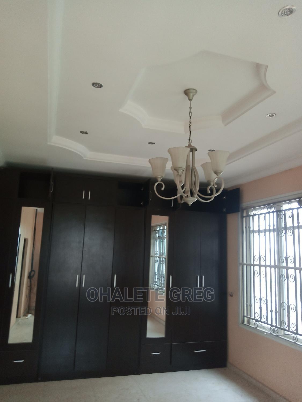 Archive: 5 Bedrooms Detached Duplex With Bq at IKEJA GRA Lagos