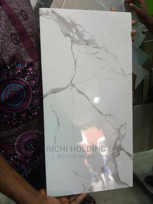 Wall Tiles White Wit Black 30x60 | Building Materials for sale in Lagos State, Orile