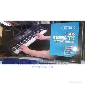 Superking Electronic Keyboard   Musical Instruments & Gear for sale in Lagos State, Ojo
