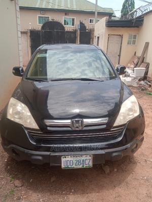 Honda CR-V 2008 Black | Cars for sale in Enugu State, Enugu