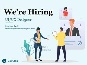 Computer Ui Ux Designer Wanted   Computing & IT Jobs for sale in Rivers State, Port-Harcourt