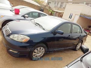 Toyota Corolla 2007 S Blue   Cars for sale in Kano State, Nasarawa-Kano