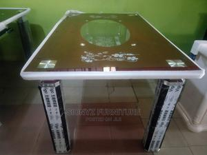 Glass Top Dining Table   Furniture for sale in Lagos State, Ojo