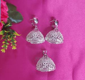 Silver Plated Set   Jewelry for sale in Lagos State, Ajah