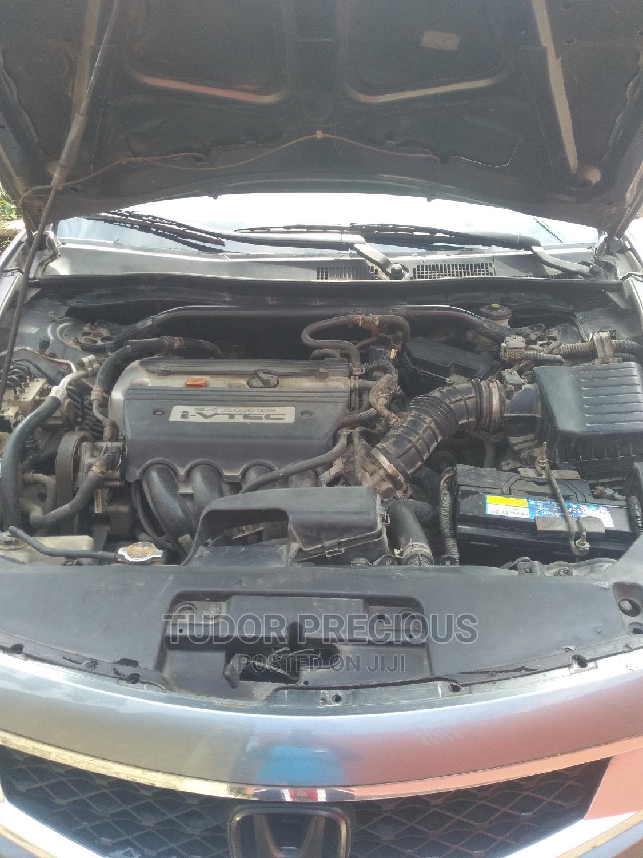 Archive: Honda Accord 2008 Coupe 2.4 EX Automatic Gray
